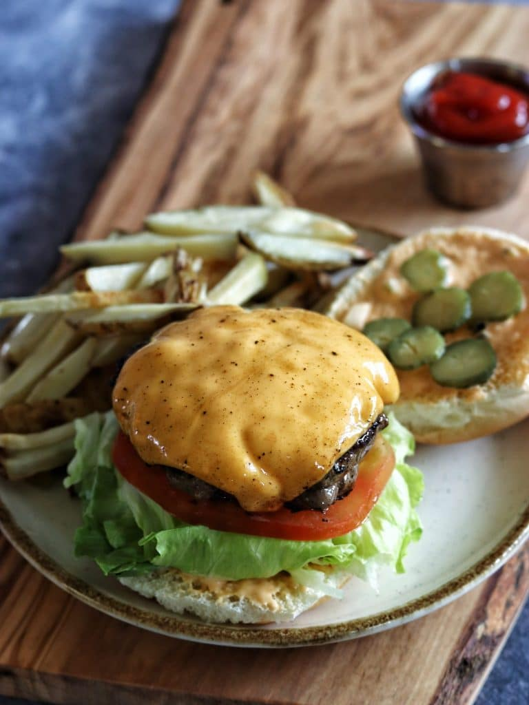 How to Make Fast Food Burgers at Home